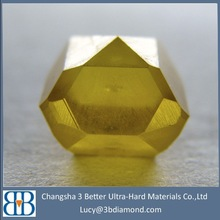 wholesales sell well india market 3BD brand single monocrystalline diamond for cut/polishing/grinding