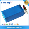 deep cycle rechargeable lifepo4 battery 72v 40ah for solar power system/electric car/telecom/UPS