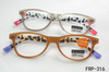 Optical Frame TR 90 Material Round Reading Glasses