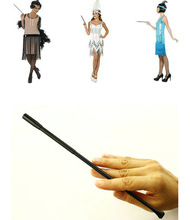 Party costume accessories long cigarette holder