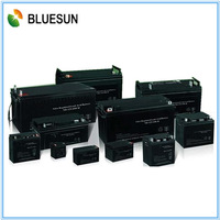 Maintenance Free 12V 7AH Sealed Lead Acid Battery Bluesun Battery Price