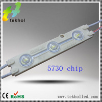 5730 PVC samsung 3 chip led module
