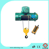 Electric Wire Rope Cable Hoist With Remote Control
