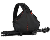 DSLR/SLR Digital Sling Camera Shoulder Bag Backpack Case For NIKON/CANON/SONY CM