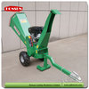 Monthly sales 700 pieces advanced gardener use high efficiency industrial shredder wood chipper mulcher