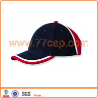Baseball cap 100% cotton fabric competitive prices
