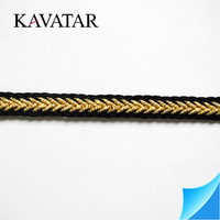 Wholesale rayon metallic braid