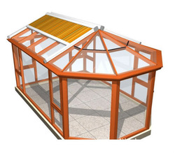 portable sunroom, first class quality sunroom, anti-sound, wind-proof