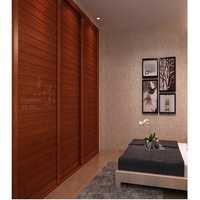 wardrobe sliding door for bedroom furniture set