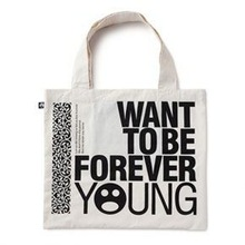 Customized organic cotton shopping tote bag wholesale