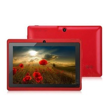 new model mini wifi oem brand q88 7 inch tablet android 4