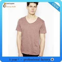 China short sleeve philip plain t shirt