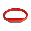 Silicone usb bracelet 2014 promotional waterproof new product bulk 1GB USB flash drives silicone usb bracelet