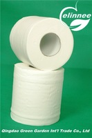 100% wood pulp, roll toilet paper, 500 sheets