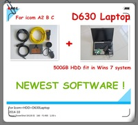 Hot sales ! 2014 new professional auto scanner for bmw icom A2+B+C with 500GB HDD V2014.11 software fit in WINS 7 IN stock