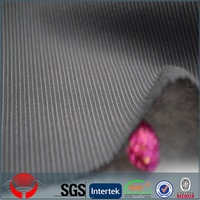 wholesale stripe fabric China supplier polyester viscose stripe fabric for suiting,shirt