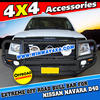 Heavy Duty Premium Steel Bull bar for Navara D40 2005-2014
