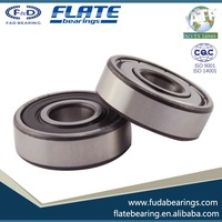 Hot sale cixi supplier 608 zz deep groove ball bearings