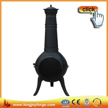 wood burning stove 2015/outdoor chiminea