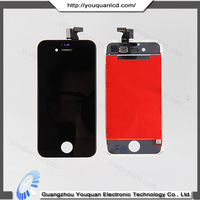 Transparent lcd with digitizer for Iphone 4s,Original replacement lcd screen for iphone 4s
