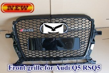 Auto front grille for audi Q5 RSQ5 grille 2013