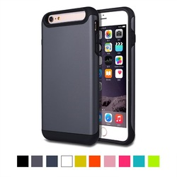 Professional techlology facial hair leather flip case for apple iphone 6 plus