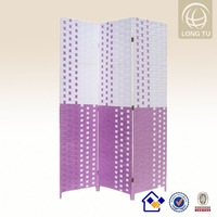 Hot new products for 2015!Bright color household articles best selling folding partitions handicraft