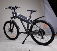 2015 SGS 36V 15Ah 500W big power long distance fuctional electric bike with carrier