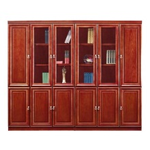 Classic design office wooden file cabinet furniture from Foshan IF017