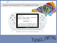 super handheld game console with video recording