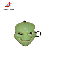 no.1 terrifying halloween masks yiwu exporting commission agent wanted for facial masks