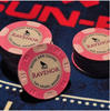 Professional custom logo Poker Chips