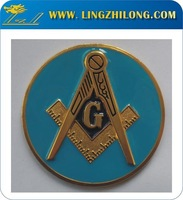 wholesale motorcycle badge custom enamel car bedges
