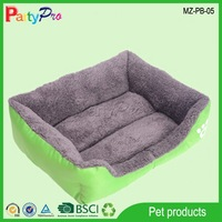 2015 Best Quality Hot Sell Pet Supply Wooden Dog Bed For Dog Memory Foam Dog Bed