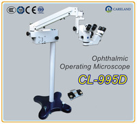 Latest Technology CE approved Eye / ophthalmic Surgical Operating / Operation Microscope CL-995D