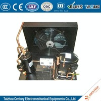 Model HGZ300S 3HP medium/high Open type condensing unit