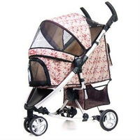 US new alumina pet stroller/ppet carrier