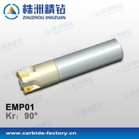 EMP series square shoulder milling tool, cnc milling cutter, indexable milling tool