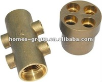 Forged brass joints brass components brass parts