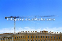 TT6518-10t Good Quality JOST Type Topless Tower Crane