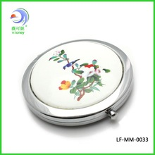 2012 promotional round pocket mirror(MM-0033)