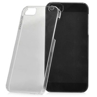 factory price transparent for iphone 5 crystal case