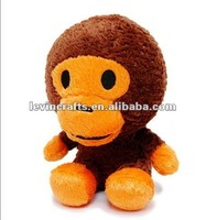 bathing ape plush animal toy