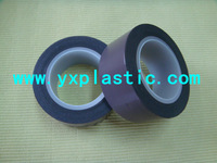Skived virgin PTFE tapes and etched ones