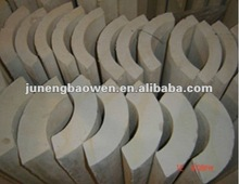 Light weight Calcium Silicate Pipe Insulation