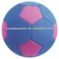 hot sale neoprene beach soccer ball