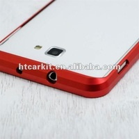 Red for Samsung Galaxy S3 I9300 Aluminum bumper case
