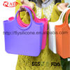 Colorful Silicone Fashion Handbag 2013-Latest Fashion New Design With High Quality