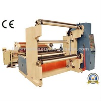 Coreless Laminated Paper Web Slitting Machine,High Precision Paper Film Slitter Rewinder