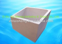Aluminium silicate Filtration box used in aluminum sheet casting